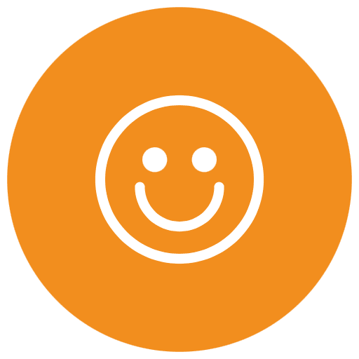 smiley face icon make life fuller and richer for special needs adults