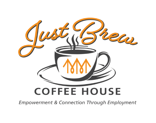 Just Brew Coffee House Logo